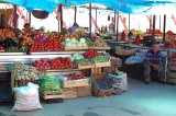 Tbilisi - stalls at Chugureti