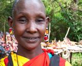 Masai vendor