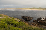 Arthur River meets the Ocean