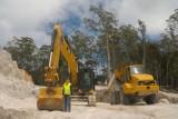 Cat Excavator & Dumper
