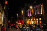 Exodus on the Royal Mile