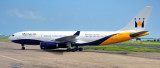Monarch Airbus A330, G-EOMA