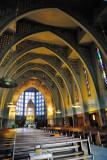 Inside NSF church