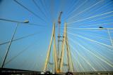 Bridge or spiderweb?
