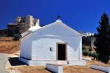 Evoramonte chapel and castle
