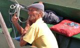 Typical Portuguese Fisherman, a typical Portuguese man
