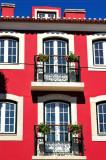 Red House, Blue Sky