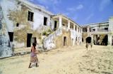 Moçambique Island- Inside Fortress