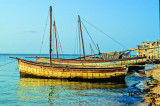 Dhow at the Doorsteps...