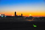 Narita at Dawn
