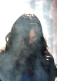 Madonna in the Smoke