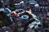 Leeds University Sunset
