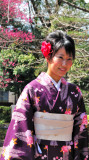 Smile in Kimono