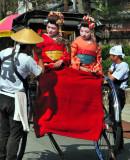 Geisha Impersonators