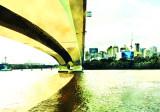 Captain Cook Bridge, Brisbane, Australia