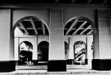 Under the William Jolley Bridge