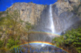 Bridal Veil Double Rainbow