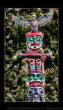 2011 - Vancouver - Stanley Park - Totem Pole