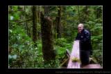 2011 - Vancouver Island - Pacific Rim National Park - Rainforest Trail - Ken