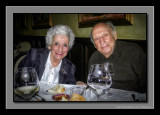 2012 - Joyce & Sam Milrod - 65th Wedding Anniversary at Chiado Restaurant