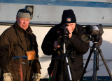 Exkursion Skåne 19-20 Januari 2008 med Skövde och Falköpings fågelklubb och vgOF
