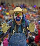 Clown March 6