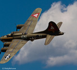 B17 Flying Fortress April 26