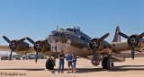 B17 Flying Fortress June 15
