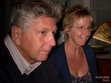 Gary Martin and his friend Sara