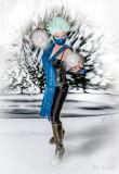 Frost from Mortal Kombat