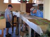 Friday's Setup - Bud and Michael at Iota