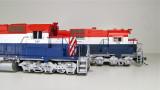 BC Rail Models