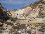 visiting an abandoned sulphur mine