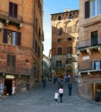 Tuscany/Toscana  - Cities, Villages