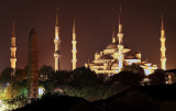 Mosques and other Islamic symbols