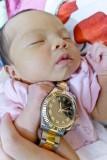 Rolex Datejust II & My New Born