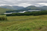 Loch Tulla, in the Achallader Castle region