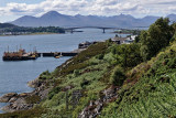Skye Bridge, over Loch Alsh