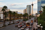 Las Vegas Boulevard, looking north