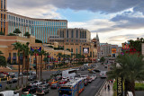 Las Vegas Boulevard, looking south