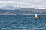 View from Mallaig, towards the Isle of Skye