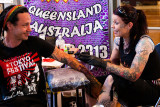Australia - Melbourne - 2011 Rites of Passage Tattoo Convention