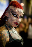 Mexico International Tattoo Expo 2012