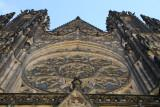 Front of St. Vitus Cathedral