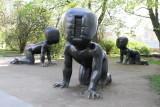 Babies in Kampa Garden