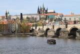 Prague Castle and the Lesser Quarter