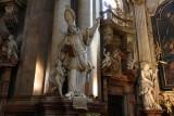 Statue in St. Nicholas