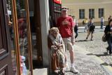 Marionette shop in Lesser Quarter