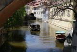 Certovka canal-The Venice of Prague