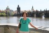 Jane and the Charles Bridge